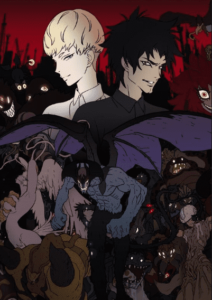 When will the season 2 of devilman crybaby release?