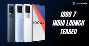 iQoo 7 Series Is All Set to Launch In India This Month!!