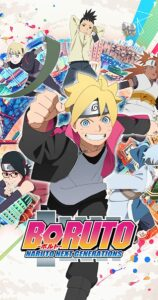 Who is Naruto next generation? What is the Baruto plotline about?