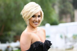 Who is Savannah Chrisley?