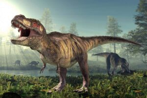 2.5 Billion T.rexes Stalked Earth As the Initial Attempt to Calculate T. rex numbers!!