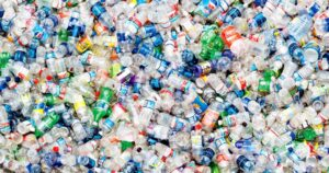 Plastic bottles have been converted into vanilla flavoring!