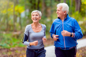Adults with mild cognitive impairment are benefitted from aerobic exercise!